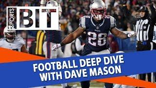Download Deep Dive With BetOnline's Dave Mason | Sports BIT | Football Picks Video