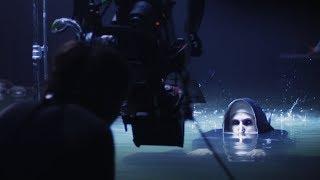 Download THE NUN: Backstage with Demián Bichir, Taissa Farmiga & Director Corin Hardy Video