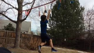 Download 7 YEAR OLD KID SUBMITS AMERICAN NINJA WARRIOR SUBMISSION VIDEO Video