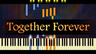 Download ″Together Forever″ - Piano Solo // SHAUN CHOO Video