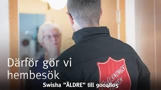 Download Hjälp oss bryta äldres ensamhet Video