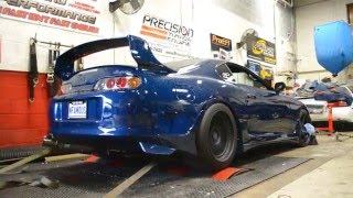 Download TX2K16 NFAMOUS 1400HP Supra Preparation - Dyno | Anti-Lag | Video