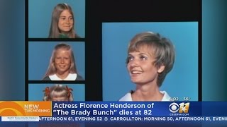 Download Florence Henderson, ″The Brady Bunch″ Mom, Dies Video