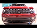 Download 2018 Volkswagen Atlas SEL 4motion - Exterior, Interior Walkaround - 2017 Chicago Auto Show Video