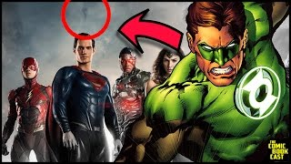 Download Green Lantern On the Justice League Reveal Photo??? Video