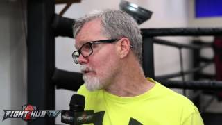 Download Freddie Roach ″Kovalev is too big & too strong for Andre Ward″ Suggests Pascal may have to retire Video
