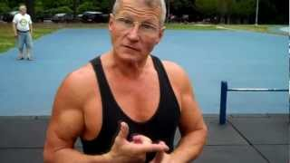 Download Super Strong 60 Year Old Man Gives Workout, Fitness, and Muscle Building Tips - Brandon Carter Video