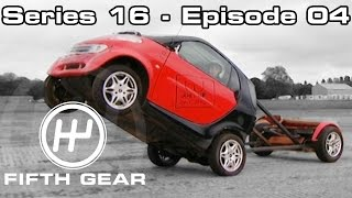 Download Fifth Gear: Series 16 Episode 4 Video