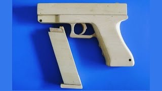 Download Shell Ejection Rubber Band Gun - Blow Back Video