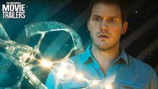 Download Chris Pratt woke up too soon in a new clip from PASSENGERS Video