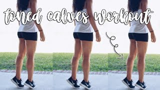 Download 10 Minute Calf Workout for Women Video