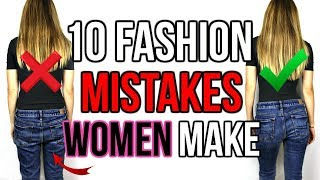 Download 10 FASHION MISTAKES WOMEN ALWAYS MAKE | Shea Whitney Video