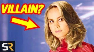 Download 8 Captain Marvel Theories So Crazy They Might Be True Video