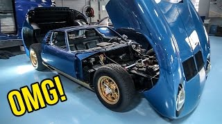 Download Inside Adam Carolla's Insane Garage And Race Shop Video