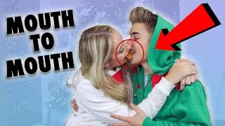 Download THE MOUTH TO MOUTH CHALLENGE!! Video