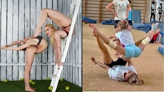 Download WOW - MOST FLEXIBLE WOMEN IN THE WORLD - BEST CONTORTION SKILLS Video