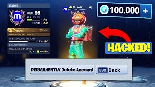 Download Someone *HACKED* My Fortnite Account! Video