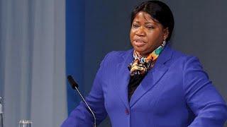 Download Mali : Fatou Bensouda veut des progrès dans le procès du général Sanogo Video