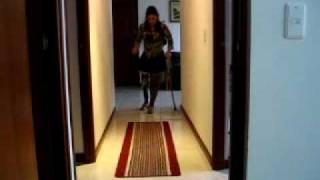 Download Cassandra walking Video