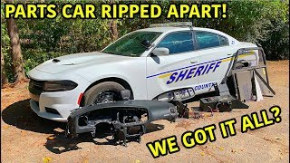 Download Rebuilding A Wrecked 2018 Dodge Charger Police Car Part 7 Video