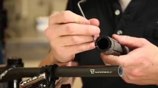 Download Lizard Skins Handlebar Grips | Handlebar Grip | Bike Grips | Lock on Grips | Mountain Bike Grips Video