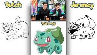 Download Blind Pokémon Drawing Challenge Video