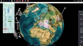 Download 11/30/2016 - English Channel + Macedonia Earthquakes as expected - Forecast areas hit Video