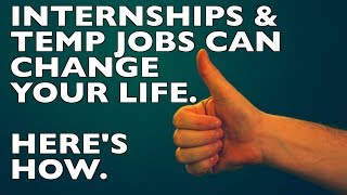 Download 3 Ways to Make Your Internship or Summer Job CHANGE YOUR LIFE! Video