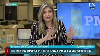 Download Bolsonaro se reunió con Macri: El análisis   Comercio, peso real, lucha contra la corrupción Video