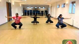 Download Alarippu | Bharatanatyam by DHARMENDRA BOLLYWOOD DANCE SCHOOL IRELAND Video