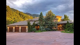 Download Custom Estate at the Base of the Bell Canyon Trail-Head in Sandy, Utah Video
