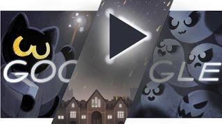 Download Google Doodle Halloween Game 2016 - Happy Halloween Video