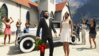 Download GTA 5 Real Life Mod #46 - GETTING MARRIED!! (GTA 5 Mods) Video