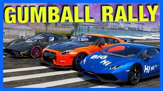 Download The Crew 2 Online : GUMBALL RALLY!! (Miami to Seattle) Video