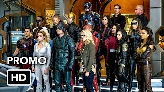 Download DCTV Crisis on Earth-X Crossover Promo #3 The Flash, Arrow, Supergirl, DC's Legends of Tomorrow (HD) Video