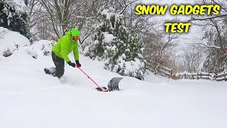 Download 4 Snow Gadgets That'll Help You Dig Yourself Out This Winter Video