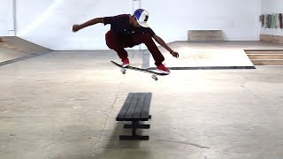 Download HOW TO OLLIE HIGHER THE EASIEST WAY TUTORIAL WITH VINNIE BANH Video