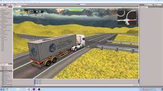 Download Grand Truck Simulator - Example of job with final parking Video