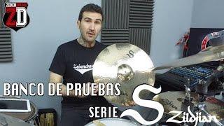 Download Platos Zildjian serie S - Banco de pruebas Video