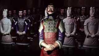 Download The interactive terracotta warrior at Moesgaard Museum Video