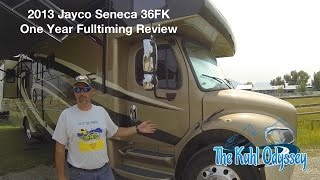 Download 2013 Seneca 36 FK One Year Fulltime Review Video