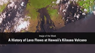 Download Image of the Week - Hawaii's Lava Flow Video