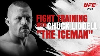 Download Striking Tips From Chuck Liddell Video