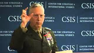 Download Irregular Warfare, Hybrid Threats, and the Future Role of Ground Forces: Keynote Video