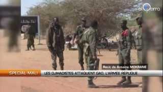 Download Mali : attaque des djihadistes à Gao Video