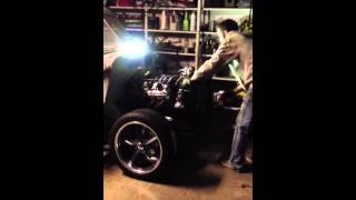 Download LS1 swap into 52 Chevy first start Video