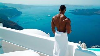 Download Pumping Iron In Santorini | Simeon Panda & Chanel Coco Brown Video