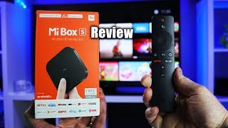 Download Mi Box S With Android TV Full Feature Review Video