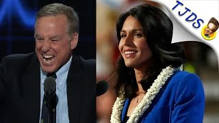 Download Howard Dean's Disgusting Smears Of Tulsi Gabbard Call For Peace Video