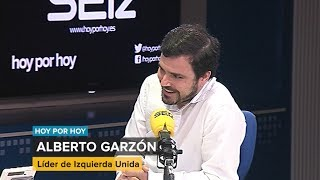 Download Alberto Garzón: ″Tenemos un problema: lo que hace IU se confunde con lo que hace Podemos″. Video